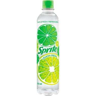 Bebida Gaseificada Fresh Limão Sprite 510ml