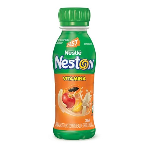 Bebida Lactea Uht Fast 280ml Neston