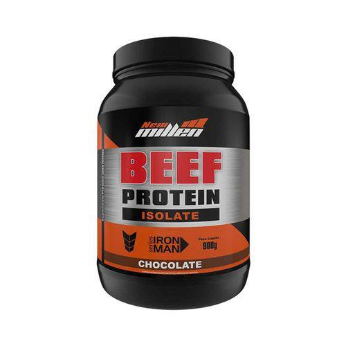 Beef Protein Isolate 900g - Chocolate - New Millen