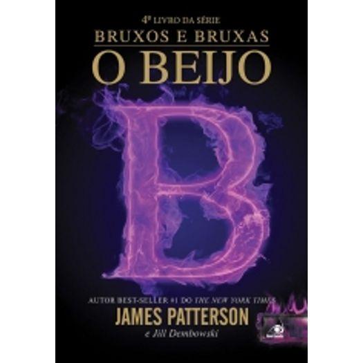 Beijo,O - Bruxos e Bruxas Livro 4 - Novo Conceito