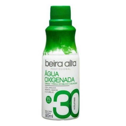 Beira Alta Água Oxigenada 30vol Creme 90ml