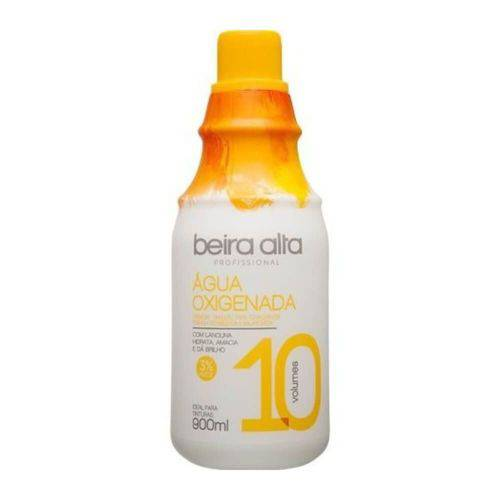 Beira Alta Água Oxigenada 10vol Creme 900ml