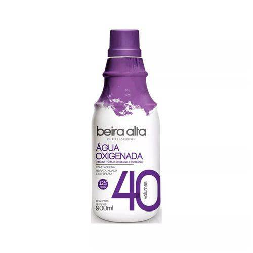 Beira Alta Água Oxigenada 40vol Creme 900ml