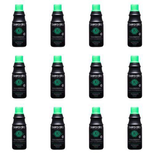 Beira Alta Água Oxigenada Black 30vol Creme 450ml (kit C/12)