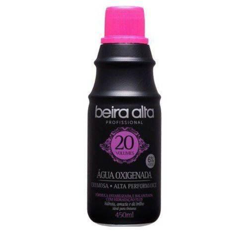 Beira Alta Água Oxigenada Black 20vol Creme 450ml