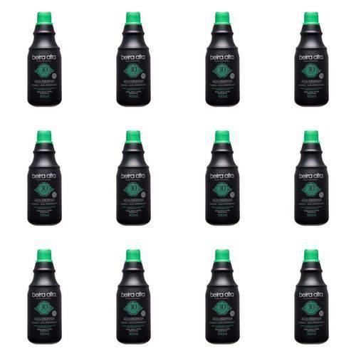 Beira Alta Água Oxigenada Black 30vol Creme 900ml (kit C/12)