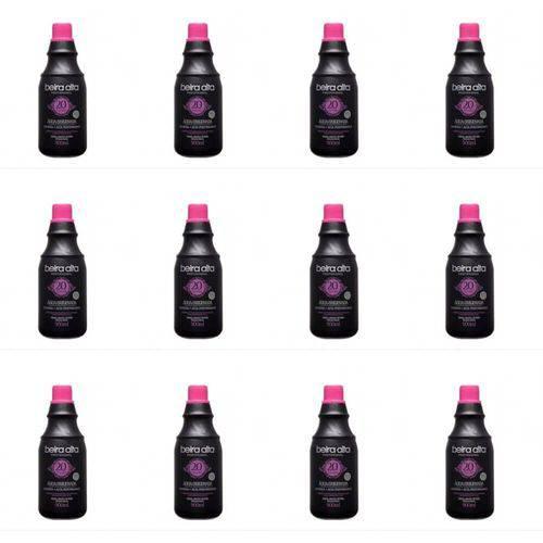 Beira Alta Água Oxigenada Black 20vol Creme 900ml (kit C/12)