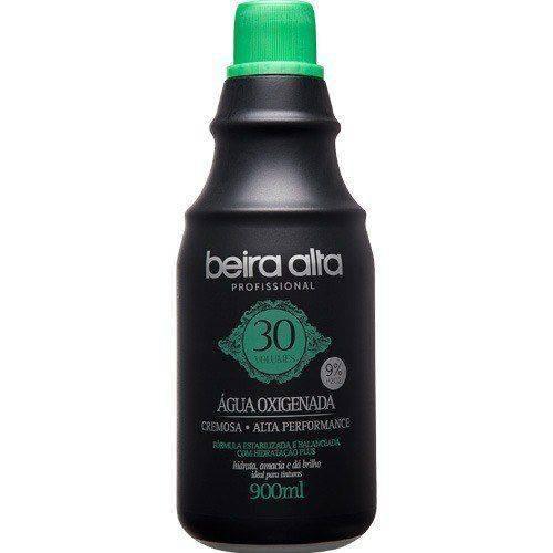 Beira Alta Água Oxigenada Black 30vol Creme 900ml
