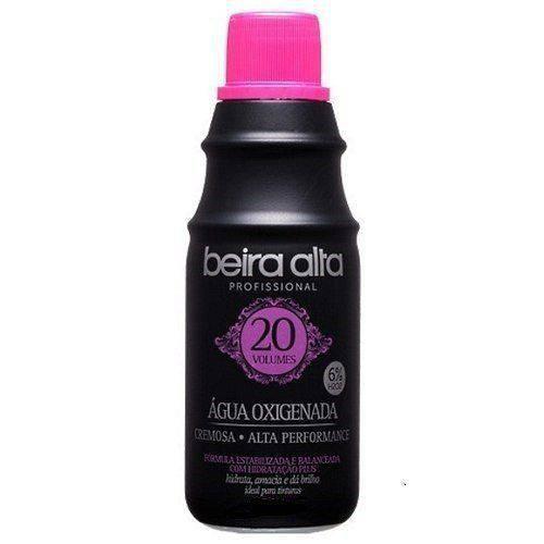 Beira Alta Água Oxigenada Black 20vol Creme 900ml