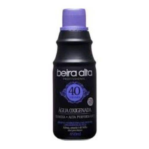 Beira Alta Água Oxigenada Black 40vol Creme 450ml
