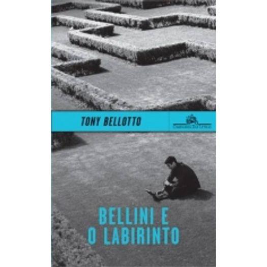 Bellini e o Labirinto - Cia das Letras