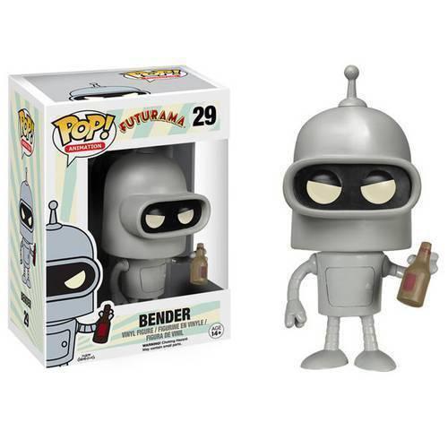 Bender - Funko Pop Futurama