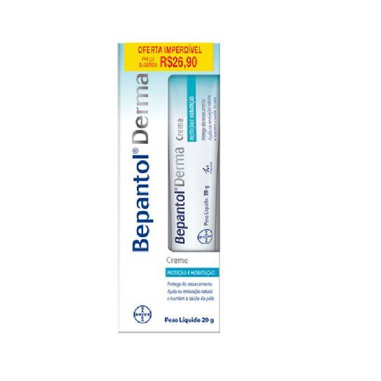 Bepantol Derma Creme 20g Preço Promocional