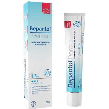 Bepantol Derma Hidratante Intenso Toque Seco 30g