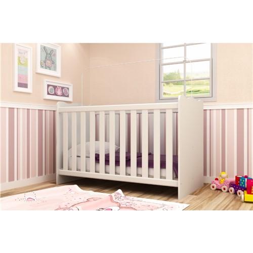 Berço de Bebê Rodial R11 - Branco
