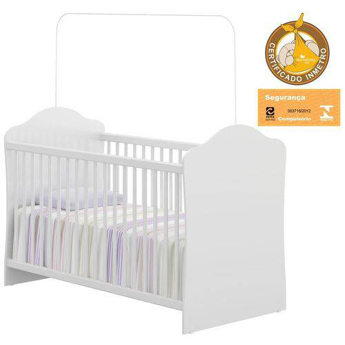 Berço Multimóveis Confete 0506.010 - Branco