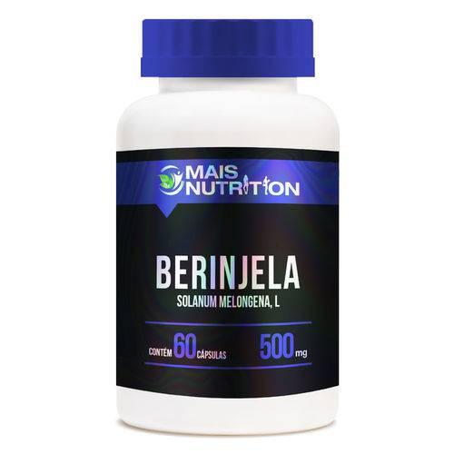Berinjela 500mg 60 Capsulas - Mais Nutrition