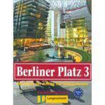 Berliner Platz 3 - Lehr-und Arbeitsbuch 3 + Audio-cd Zum Arbeitsbuchteil - Ne
