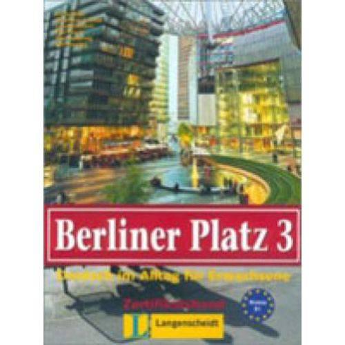 Berliner Platz 3 - Lehr Und Arbeitsbuch Audio Cd Zum Arbeitsbuchteil