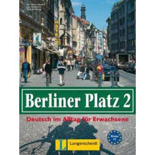 Berliner Platz 2 - Lehr- Und Arbeitsbuch - Klett-langenscheidt