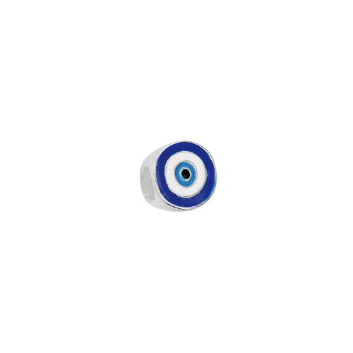 Berloque Moments de Prata Olho Grego - PL0027