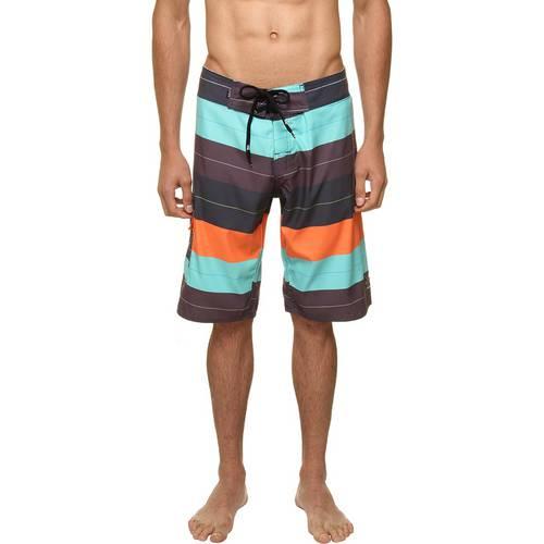 Bermuda Addict Boardshort Listrado