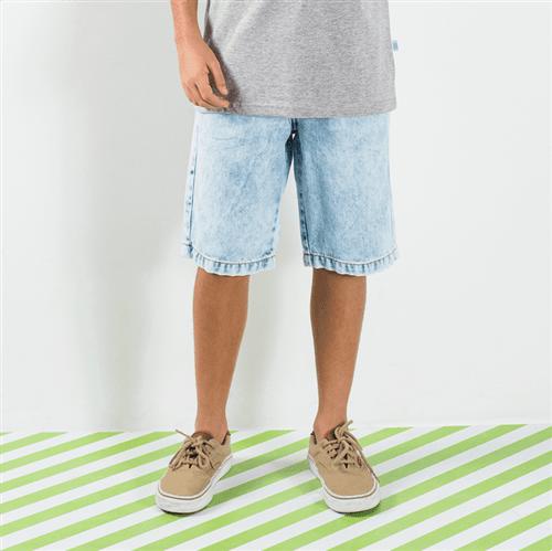 Bermuda Avulso Jeans/08