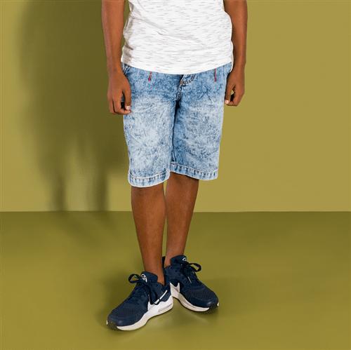 Bermuda Avulso Jeans/10 e 12