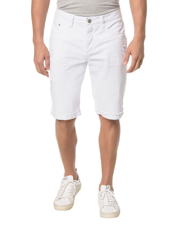 Bermuda Color Five Pockets - 36