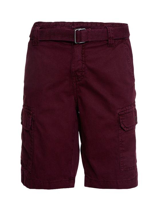 Bermuda Color Infantil Calvin Klein Jeans Bordô - 2