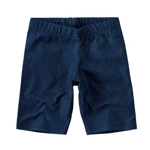 Bermuda Cotton Jeans - 1