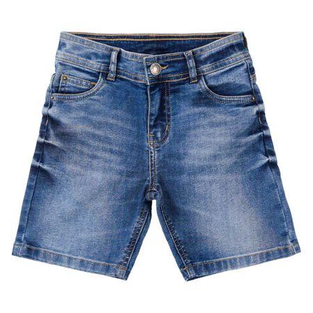 Bermuda Infantil Masculina Milon Jeans M5917.6805.1