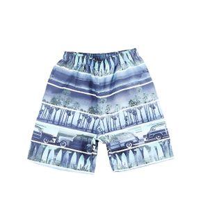 Bermuda Infantil para Menino - Azul 2