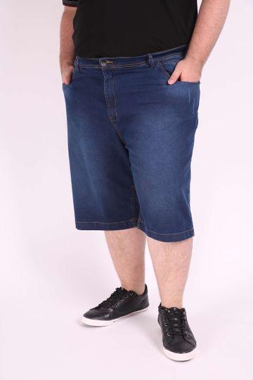 Bermuda Jeans Confort Plus Size 56