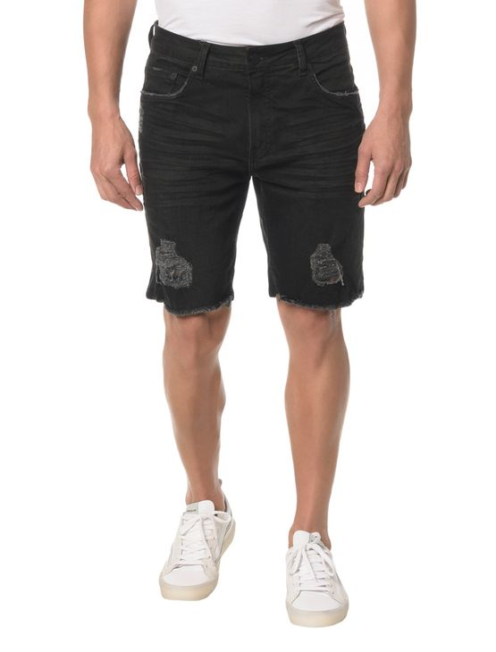Bermuda Jeans Five Pockets - 42