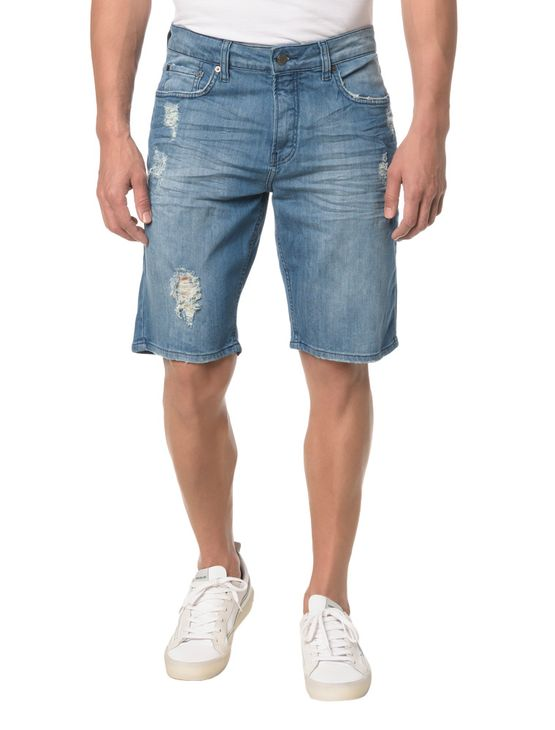 Bermuda Jeans Five Pockets - 40