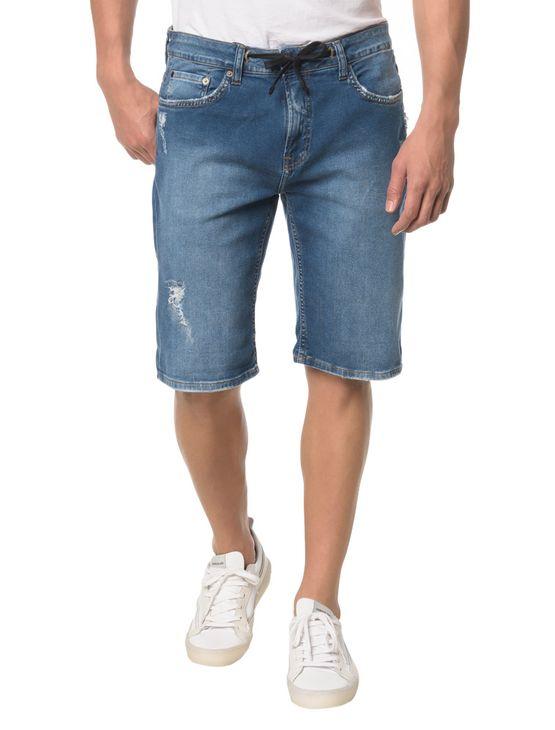 Bermuda Jeans Five Pockets - 38
