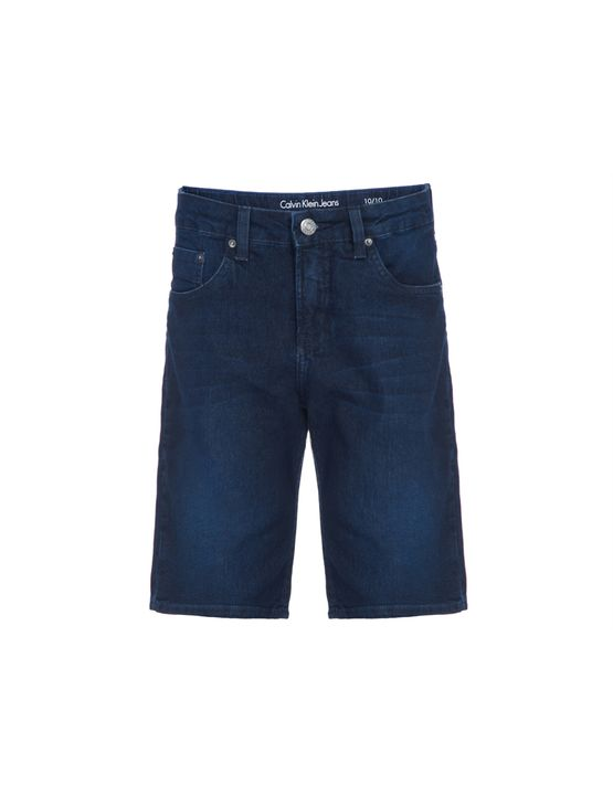 Bermuda Jeans Five Pockets - 8
