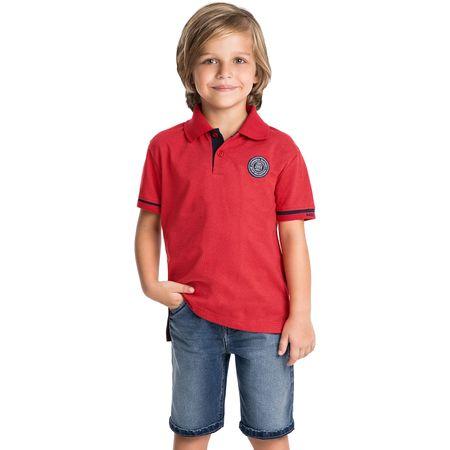 Bermuda Jeans Infantil Masculina Milon 11044.6108.6