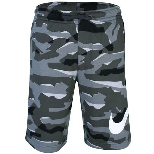 Bermuda Nike Masculina Ft. Club Camo Camuflado AQ0602-065 AQ0602065