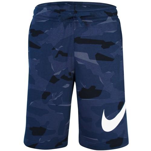 Bermuda Nike Masculina Ft. Club Camo Camuflado AQ0602-498 AQ0602498