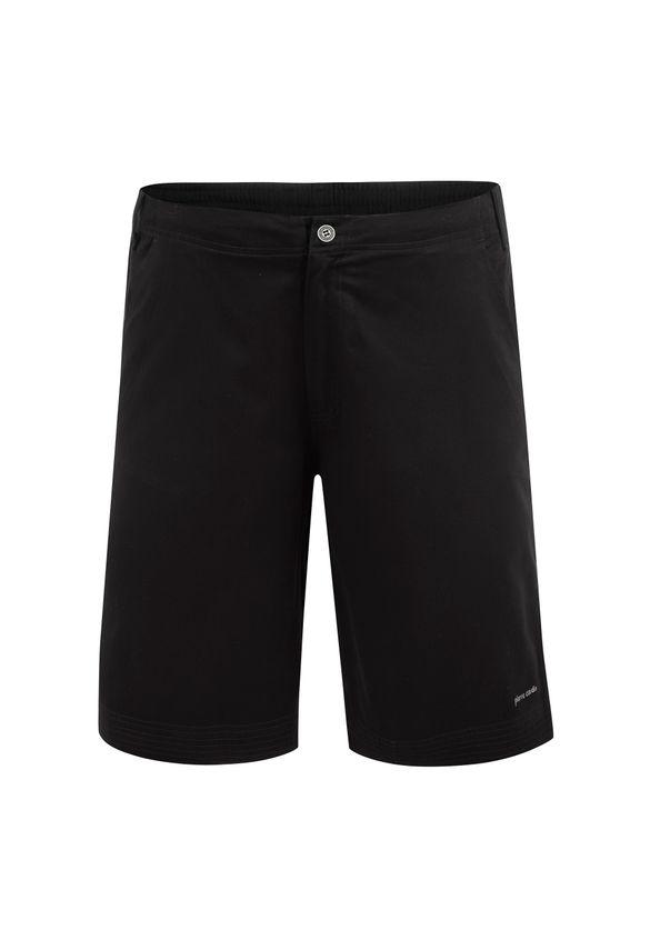 Bermuda Plus Size Elastic Black 6
