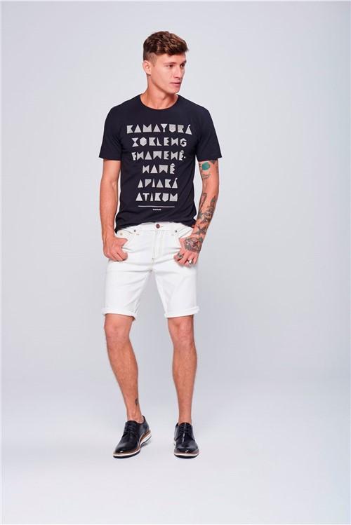 Bermuda Skinny Masculina