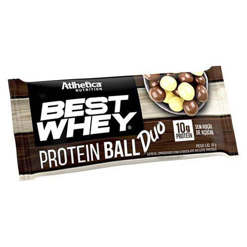 Best Whey Balls Duo - 50g -atlhetica Nutrition