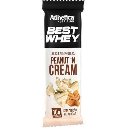 Best Whey Chocolate Proteico 50g - Atlhetica Nutrition
