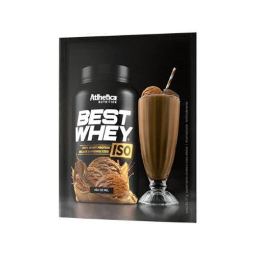Best Whey Iso (1 Unidade Sachê de 24g) - Atlhetica Nutrition