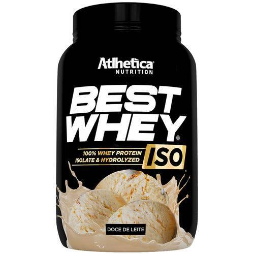 Best Whey Iso (900 G) Doce de Leite