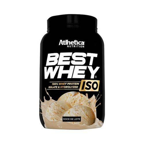 Best Whey Isolado 900gr