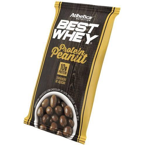 Best Whey Peanut N Cream Chocolate Proteico Branco Unid. de 50g