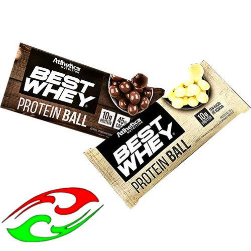 Best Whey Protein Ball Unid. de 50g